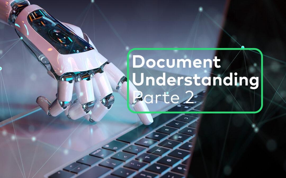 Document Understanding : detalhes e aplicações