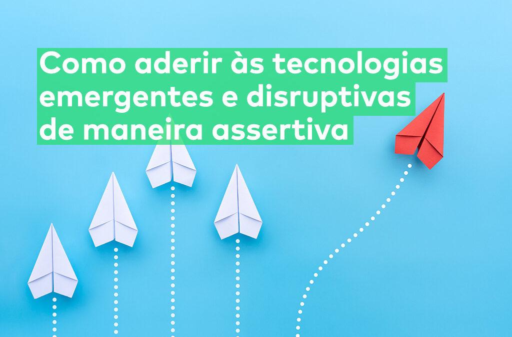 Inteligência artificial e tecnologias emergentes